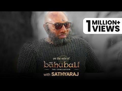 Sathyaraj Interview about Bahubali 2