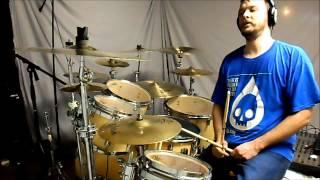 ANNIHILATOR - Stonewall - drum cover