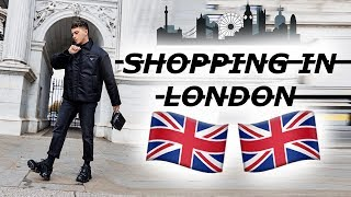Shopping In London | Flannels In-Store Event! AD