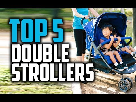 Best Double Strollers in 2018 – Which Is The Best Double Stroller?