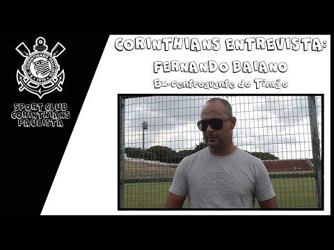 Corinthians Entrevista | Fernando Baiano