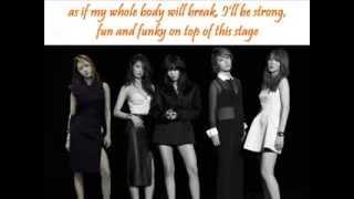 4Minute - Domino (+english lyrics)