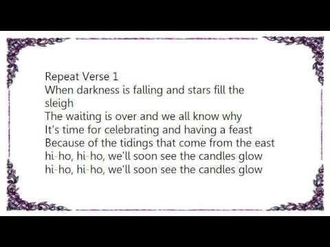 Boney M. - Darkness Is Falling Es Wird Scho' Glei' Dumpa Lyrics