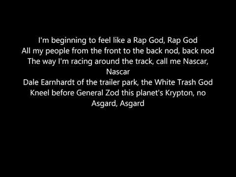 Rap God Lyrics - MP3 Download