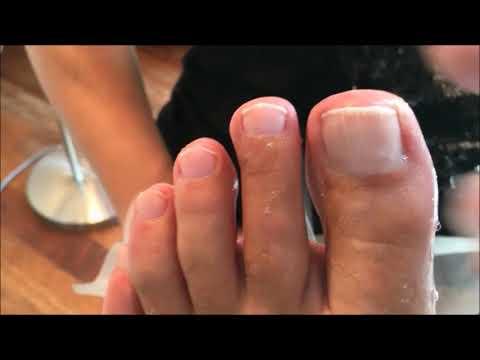 Fußpflege Video