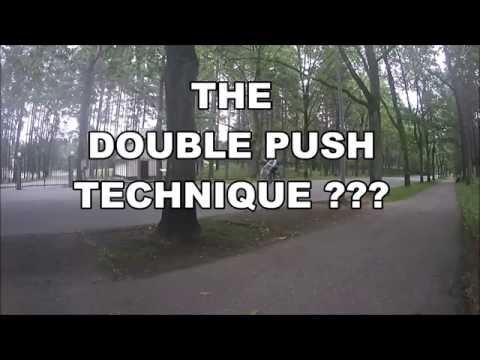 Double Push Skate Technique - Am I Doing it Right?