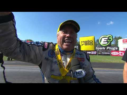 KALITTA, J. FORCE HEADLINE EMOTIONAL NHRA US NATS WINNERS
