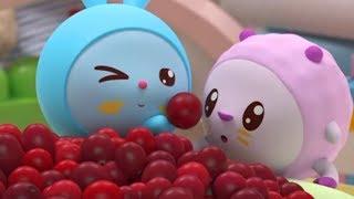 Малышарики - новые серии - Смешинка (137 серия) Развивающие мультики для самых маленьких