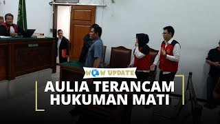 Aulia Kesuma dan Kelvin Terancam Hukuman Mati karena Lakukan Pembunuhan Berencana pada Pupung & Dana