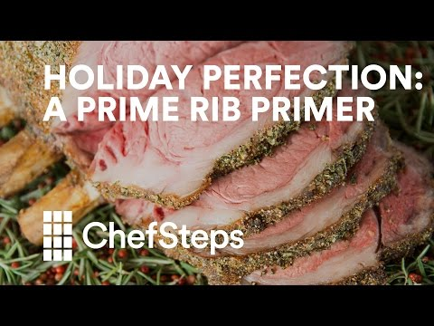 Four Tips For Picking The Perfect Prime Rib Roast At The Butcher Shop