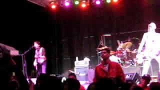 "Eve 6 - ""Amphetamines/How Much Longer/Runnin' Down a Dream"" (medley) live @ Binghamton 5-2-09"