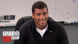 Russell Wilson goes through Gruden's QB Camp (2012) | ESPN Archive