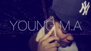 """Young M.A """"Karma Krys"""""""