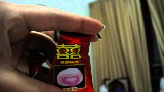 preview picture of video '(RAW) Asia Trip:  Nanjing - Chinese candy challenge 3'