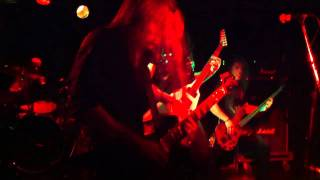 Arsis - Sadistic Motives Behind Bereavement Letters Live at Camden London 22/11/10