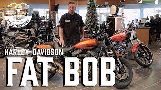 2019 Fat Bob: Save $2,800!!