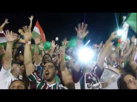 """Boca Juniors 1x2 Fluminense - Horto Magico - La Bombonera 07/03/2012 [HD]"" Barra: Movimento Popular Legião Tricolor • Club: Fluminense"