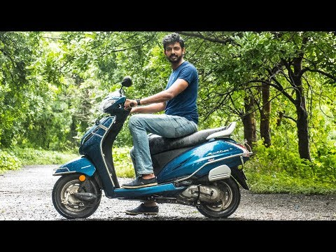 Honda Activa 5G Review – Same Old Scooter  | Faisal Khan