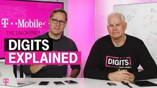 DIGITS Explained: Multiple Devices, One Number | T-Mobile