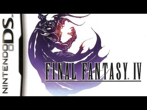 Final Fantasy IV Nintendo DS
