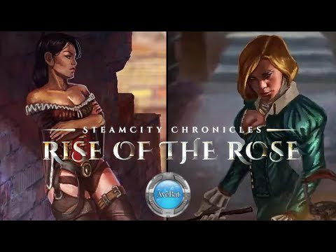 Gameplay de SteamCity Chronicles Rise Of The Rose