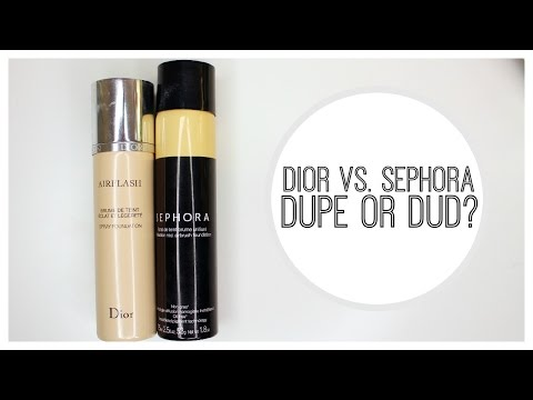 Perfection Mist Airbrush Foundation by Sephora Collection #7
