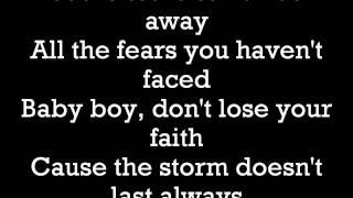 Dont Give Up-Auburn (Lyrics)