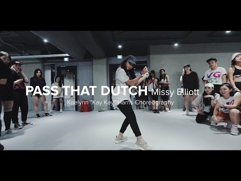 "Pass That Dutch - Missy Elliott / Kaelynn ""Kay Kay"" Harris Choreography Mp3"