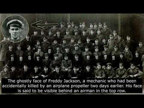 Creepy Ghost Photographs Explained