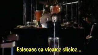 The Doors - Horse Latitudes,The Celebration of Lizard y Spanish Caravan (subtítulado en español)