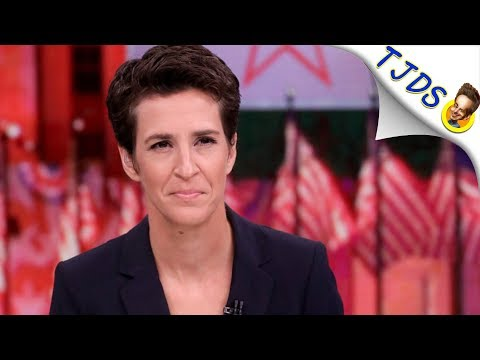 Rachel Maddow Called Out On Bogus Niger Trump Connection Conspiracy Theory