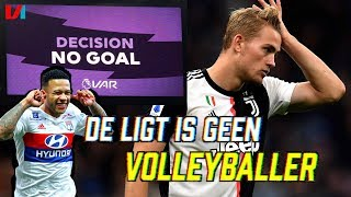 'Memphis Is De Opper Baas, Matthijs De Ligt Is Geen Volleyballer!'