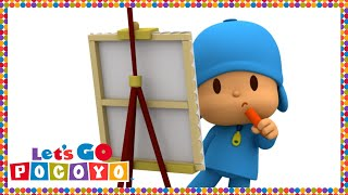 3x26 - Painting with Pocoyo