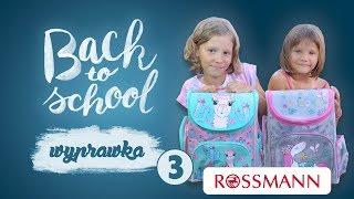Sprawdzamy wyprawkę z Rossmann, Back to school - odc. 3