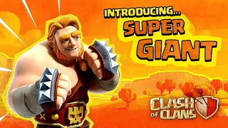 Super Giant Ready For A Brawl! (Clash of Clans Super Troops #3)