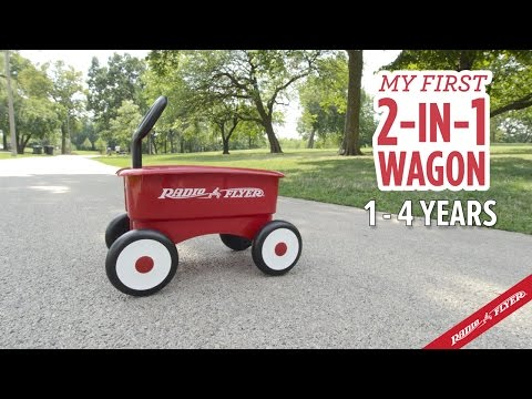 Toddler Wagon: My First 2-in-1 Wagon