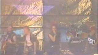 Total Chaos | Hannover @ Fährmannfest / Chaos Tage | 05 Aug 1995 | Voice of the Streets