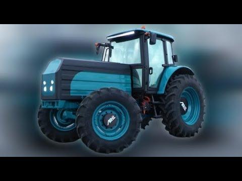 Türkiye'nin ilk yerli elektrikli traktörü tanıtıldı