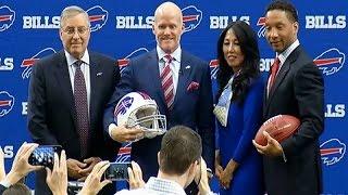 Bills introduce new head coach
