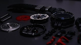 Whats Inside The GPW-1000 Series Gravitymaster G-Shock