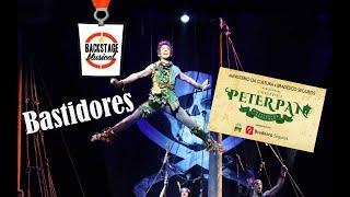 #Bastidores Peter Pan - O Musical da Broadway