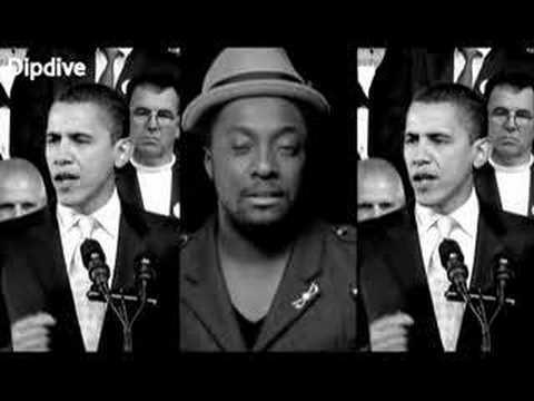 Singing with Obama