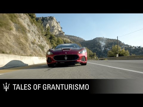 Tales of GranTurismo. Power and Precision. Modena to Cannes