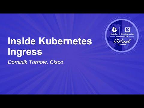 Image thumbnail for talk Inside Kubernetes Ingress
