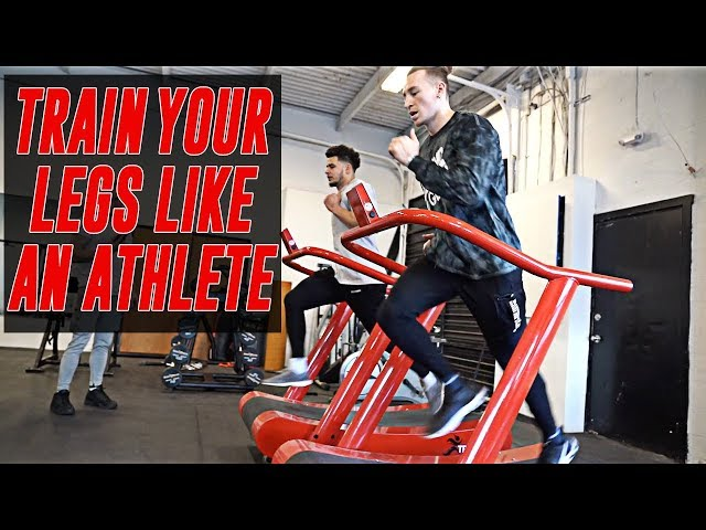Train Your Legs Like An Athlete   The Lost Breed