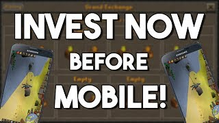 Invest Now before Mobile Users Flood the Market! - Market Analysis for Mobile Update [OSRS]