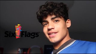 SIX FLAGS VLOG