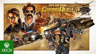 Call of Duty®: Black Ops 4 - Operation Grand Heist Gameplay Trailer