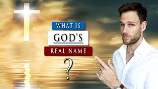 What is GOD'S real NAME in the BIBLE | What name should you use?