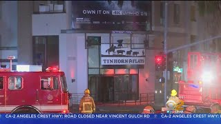What Triggered Restaurant Explosion In Heart Of Hollywood